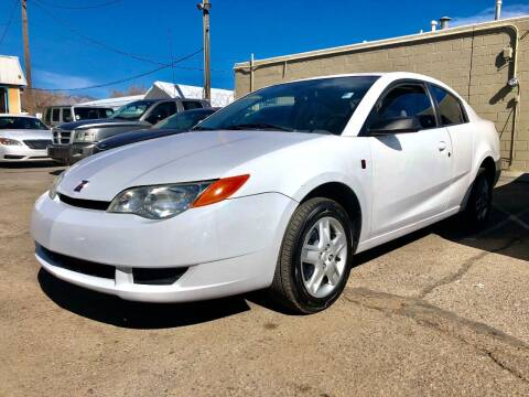 2007 Saturn Ion for sale at Top Gun Auto Sales, LLC in Albuquerque NM
