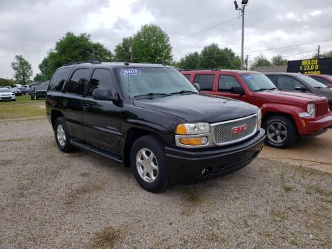 2005 GMC Yukon for sale at RAGINS AUTOPLEX in Kennett MO