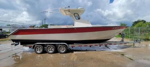 2003 Leblanc 32 for sale at LA Boat Dealer - Offshore Boats in Metairie LA