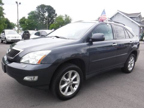 2009 Lexus RX 350 for sale at Rob Co Automotive LLC in Springfield TN