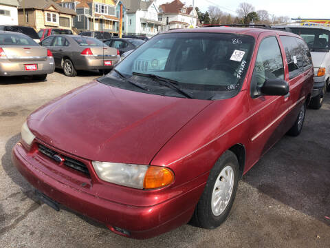 1998 Ford Windstar for sale at Sonny Gerber Auto Sales in Omaha NE