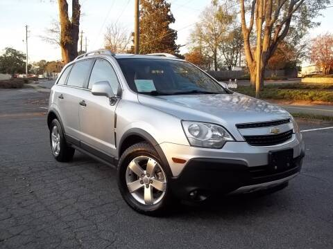 2012 Chevrolet Captiva Sport for sale at CORTEZ AUTO SALES INC in Marietta GA