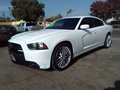 2013 Dodge Charger for sale at Larry's Auto Sales Inc. in Fresno CA