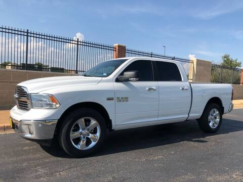 2017 RAM Ram Pickup 1500 for sale at Beaton's Auto Sales in Amarillo TX