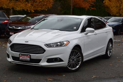 2013 Ford Fusion for sale at Mudarri Motorsports - Championship Motors in Redmond WA