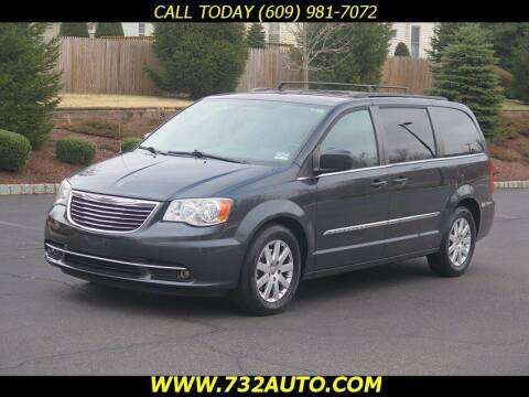 2014 Chrysler Town and Country for sale at Absolute Auto Solutions in Hamilton NJ