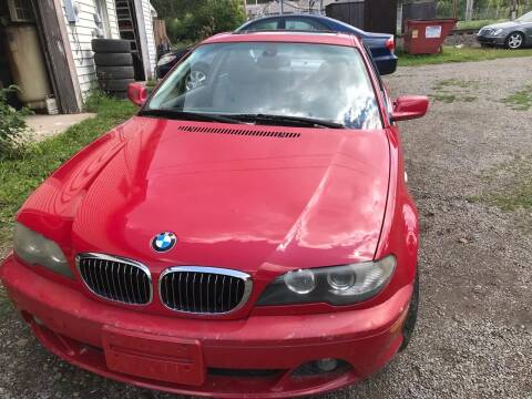 2005 BMW 3 Series for sale at Richard C Peck Auto Sales in Wellsville NY