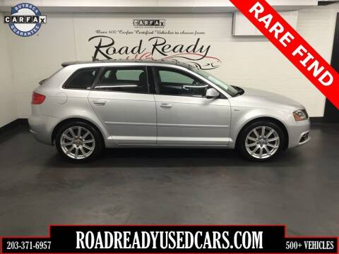 2013 Audi A3 for sale at Road Ready Used Cars in Ansonia CT