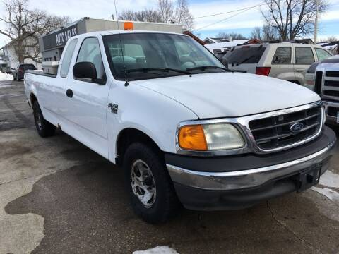 2004 Ford F-150 Heritage for sale at Rocket Cars Auto Sales LLC in Des Moines IA