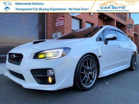2015 Subaru WRX for sale at The Car Guys in Staten Island	 NY