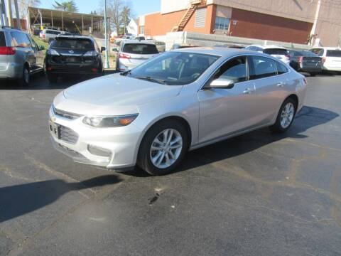 2018 Chevrolet Malibu for sale at Riverside Motor Company in Fenton MO