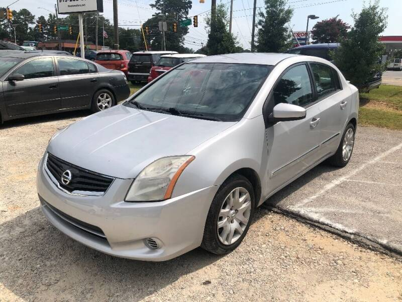 2011 Nissan Sentra for sale at Deme Motors in Raleigh NC