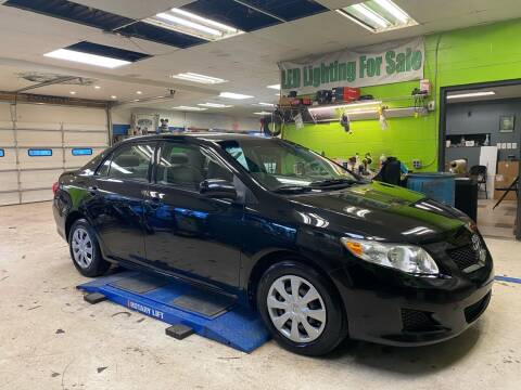 2010 Toyota Corolla for sale at Ginters Auto Sales in Camp Hill PA