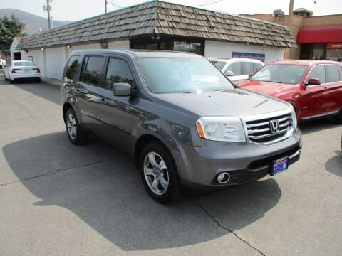 2014 Honda Pilot for sale at Autobahn Motors Corp in Bountiful UT