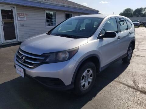 2013 Honda CR-V for sale at Larry Schaaf Auto Sales in Saint Marys OH