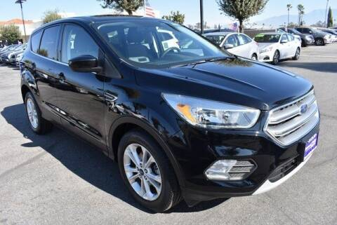 2017 Ford Escape for sale at DIAMOND VALLEY HONDA in Hemet CA