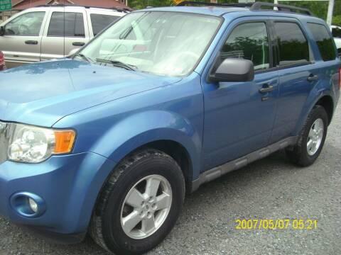 2009 Ford Escape for sale at Motors 46 in Belvidere NJ