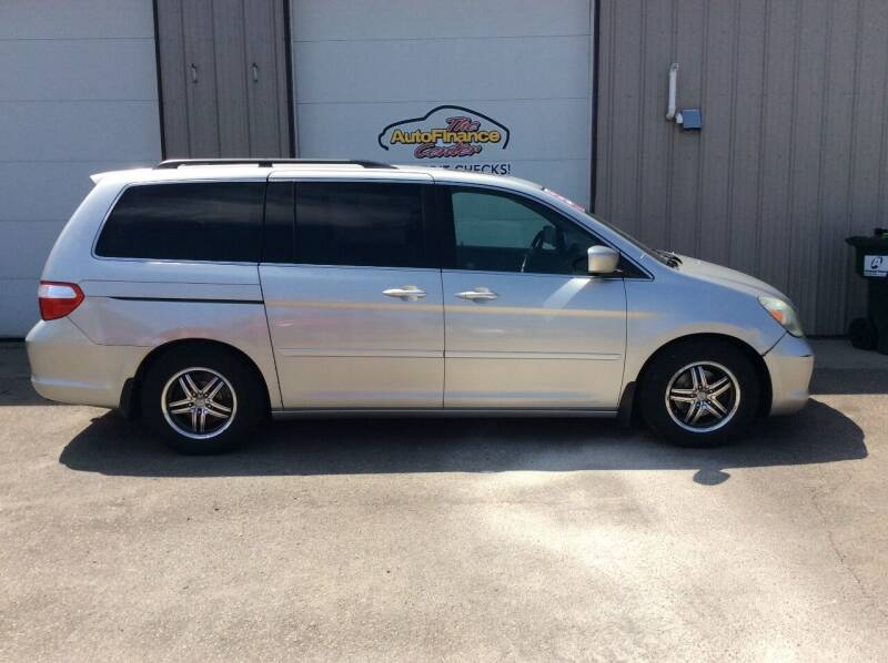 2005 Honda Odyssey for sale at The AutoFinance Center in Rochester MN