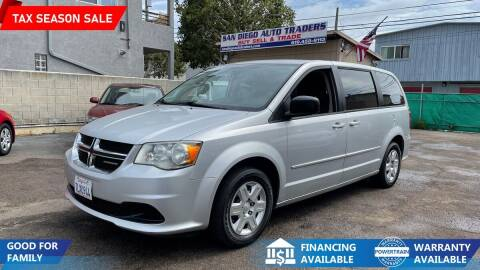2011 Dodge Grand Caravan for sale at San Diego Auto Traders in San Diego CA
