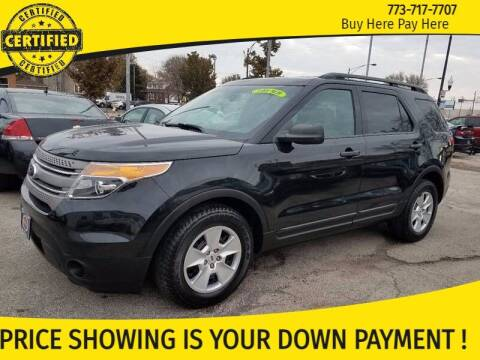 2014 Ford Explorer for sale at AutoBank in Chicago IL