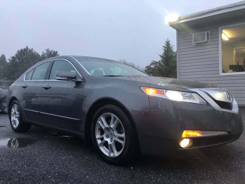2011 Acura TL for sale at Trimax Auto Group in Baltimore MD