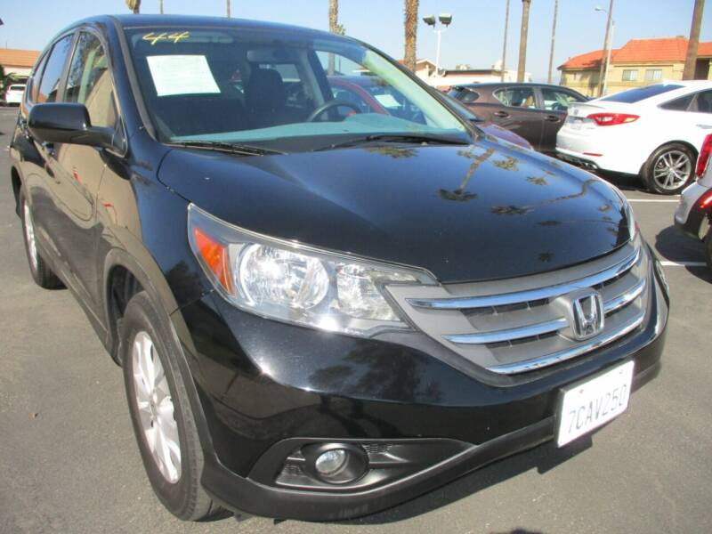 2013 Honda CR-V for sale at F & A Car Sales Inc in Ontario CA