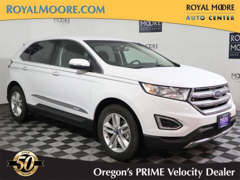2017 Ford Edge for sale at Royal Moore Custom Finance in Hillsboro OR
