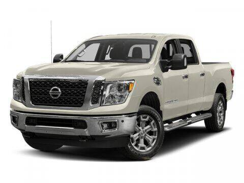 2017 Nissan Titan XD for sale at Stephen Wade Pre-Owned Supercenter in Saint George UT