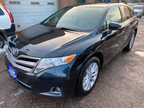 2013 Toyota Venza for sale at 5 Stars Auto Service and Sales in Chicago IL