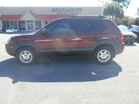 2005 Hyundai Tucson for sale at Gulf South Automotive in Pensacola FL