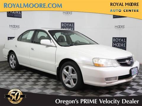 2003 Acura TL for sale at Royal Moore Custom Finance in Hillsboro OR