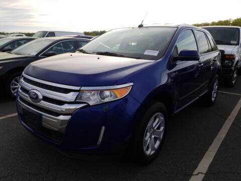 2014 Ford Edge for sale at Cj king of car loans/JJ's Best Auto Sales in Troy MI
