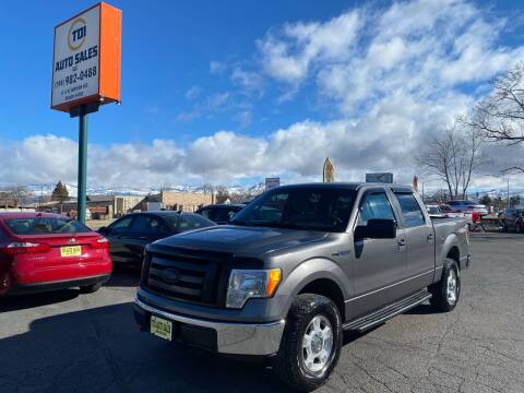 2009 Ford F-150 for sale at TDI AUTO SALES in Boise ID