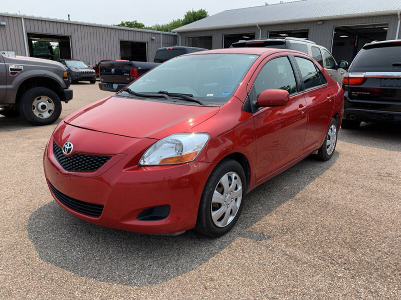 2009 Toyota Yaris for sale at Blake Hollenbeck Auto Sales in Greenville MI
