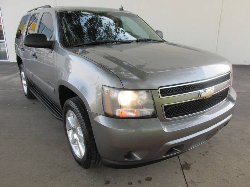 2008 Chevrolet Tahoe for sale at QUALITY MOTORCARS in Richmond TX
