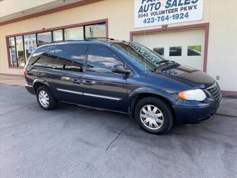 2007 Chrysler Town and Country for sale at PARKWAY AUTO SALES OF BRISTOL in Bristol TN