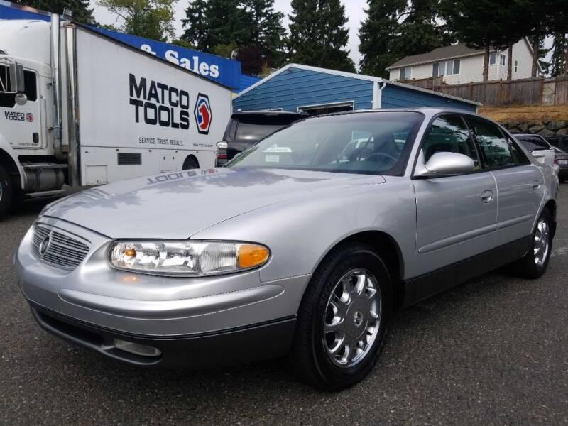 2002 Buick Regal for sale at Shoreline Family Auto Sales in Shoreline WA