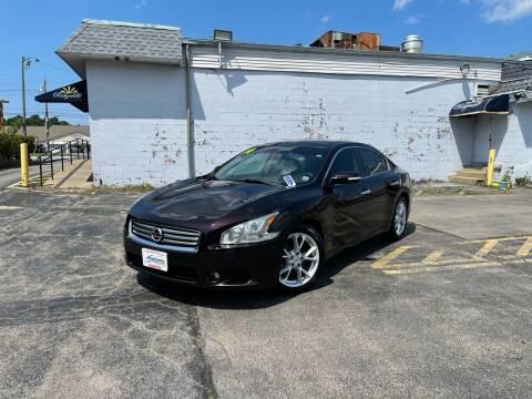 2014 Nissan Maxima for sale at Santa Motors Inc in Rochester NY