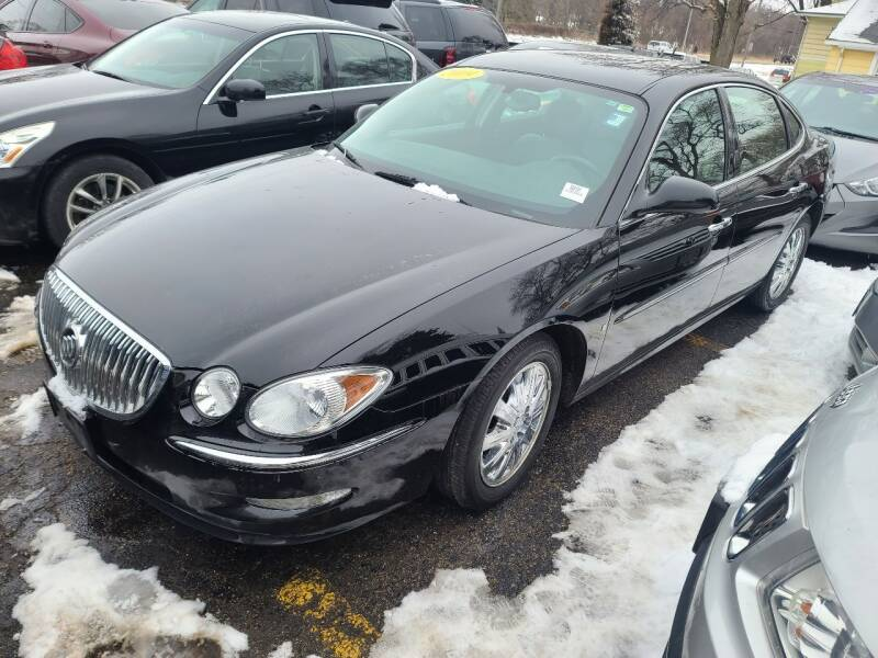 2009 Buick LaCrosse for sale at Steve's Auto Sales in Madison WI