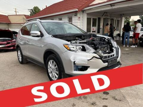 2020 Nissan Rogue for sale at ELITE MOTOR CARS OF MIAMI in Miami FL