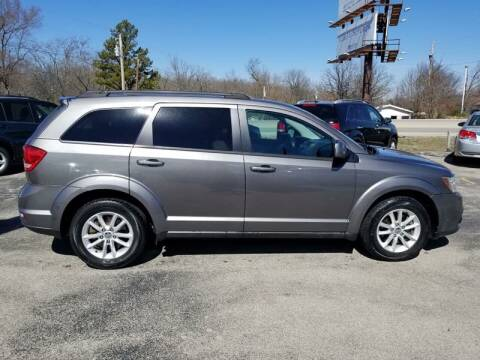 2013 Dodge Journey for sale at Aaron's Auto Sales in Poplar Bluff MO