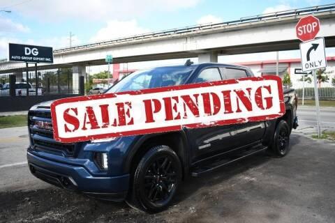 2020 GMC Sierra 1500 for sale at STS Automotive - Miami, FL in Miami FL