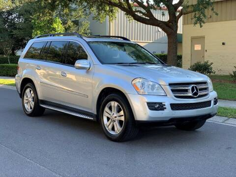 2009 Mercedes-Benz GL-Class for sale at Presidents Cars LLC in Orlando FL