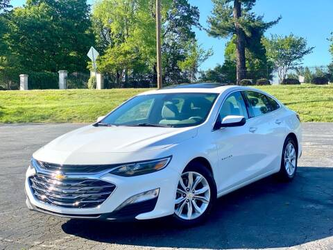 2020 Chevrolet Malibu for sale at Sebar Inc. in Greensboro NC