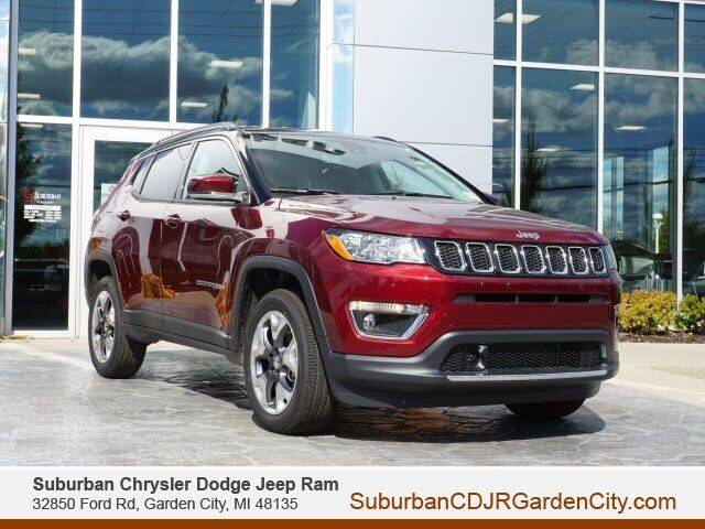 2021 Jeep Compass for sale in Garden City, MI
