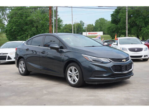 2017 Chevrolet Cruze for sale at Sand Springs Auto Source in Sand Springs OK