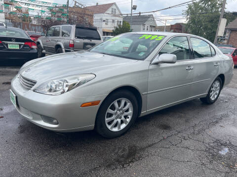 2004 Lexus ES 330 for sale at Barnes Auto Group in Chicago IL