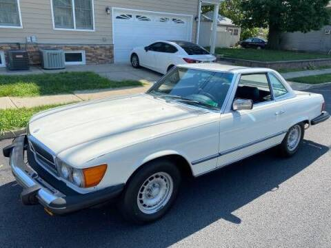 1980 Mercedes-Benz 450 SL for sale at Jordan Auto Group in Paterson NJ