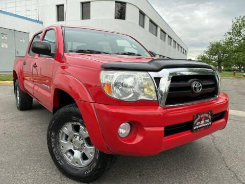 2008 Toyota Tacoma for sale at JerseyMotorsInc.com in Teterboro NJ