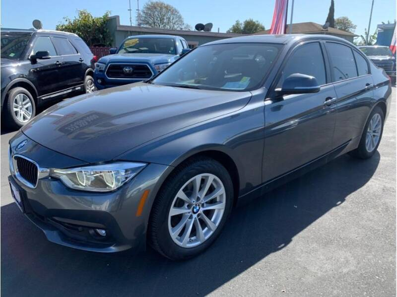 2018 BMW 3 Series for sale at AutoDeals in Hayward CA